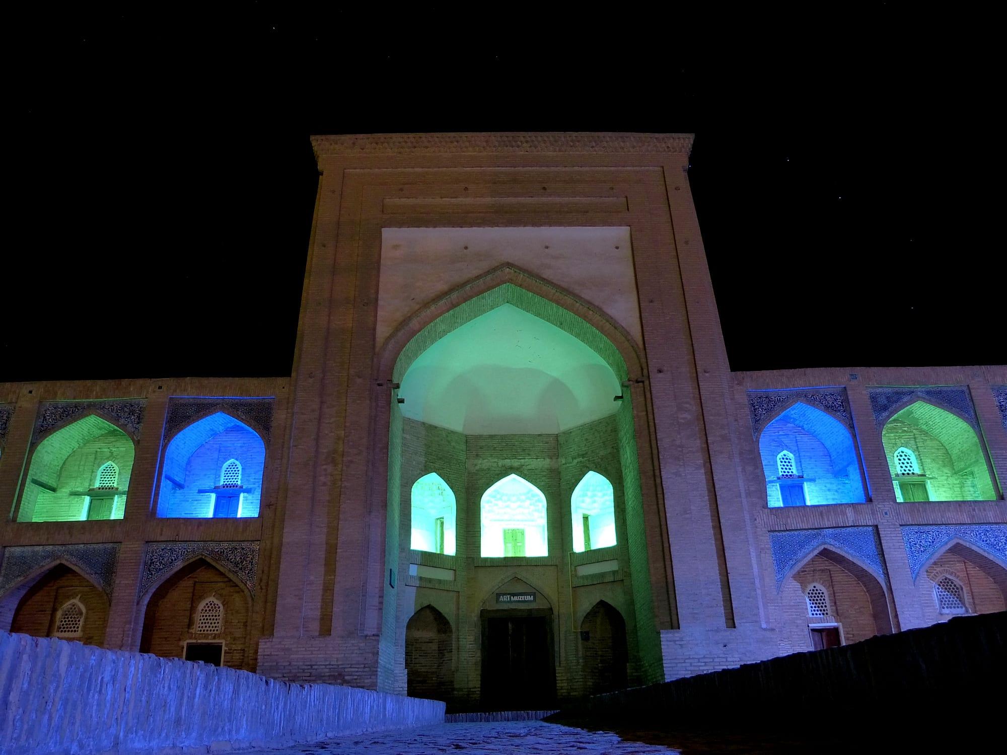 Uzbekistan Building lg