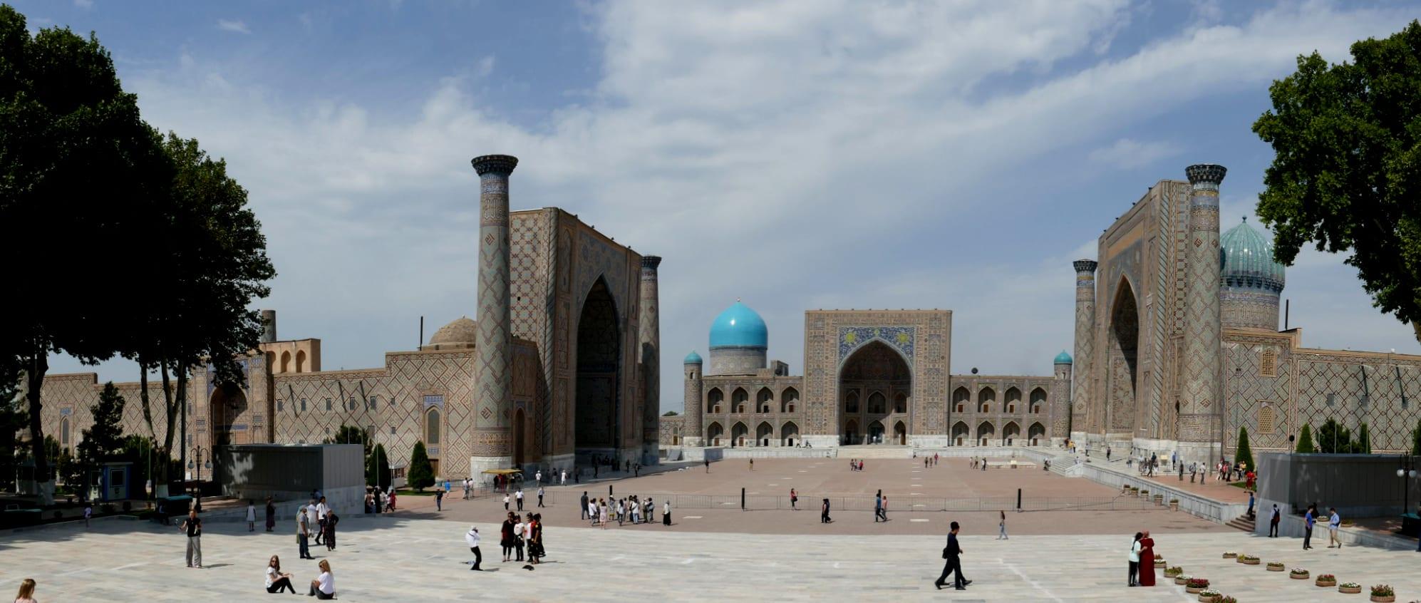 Uzbekistan Historic Lg